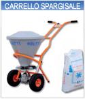 Carrello spargisale