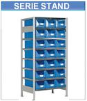 Cassetti Stand