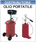 Distributore Olio Portatile