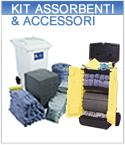 Kit Assorbenti & Accessori
