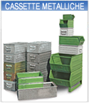 Cassette Metalliche