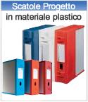 Scatole progetti in plastica