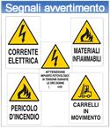 Segnali avvertimento