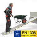 Rampe di carico in alluminio | Portata max. 1535 Kg.