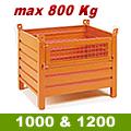 Contenitore porta Rete -  800Kg