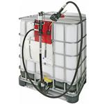 Kit travaso olio per cisternette da 1000 LT