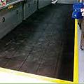 Tappeto modulare Antifatica Antiscivolamento