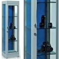Armadio esposizione prodotti vetro blindato
