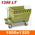 Contenitore Ribaltabile - LT1350