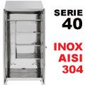 Armadio Portascope Aisi 304 Serie 40