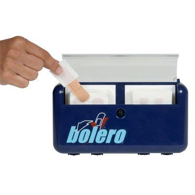 Dispenser cerotti 23x3,8x13,1 cm