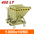 Benna ribaltabile - LT400