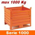 Contenitore con porta  -  1000