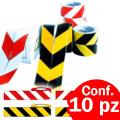 Nastri segnaletici adesivi in PVC