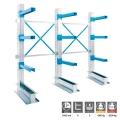 Cantilever Monofronte 3 colonne