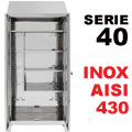 Armadio Portascope Aisi 430 Serie 40