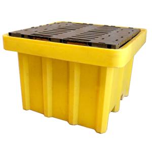 Vasca contenimento liquidi in PE, 1050 Lt