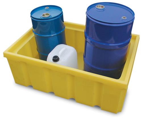 Vasca di raccolta in plastica