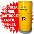 Contenitore raccolta TONER usati 100 lt.