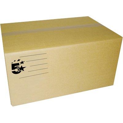 15 Scatole imballaggio a 2 onde 30x20x20  cm