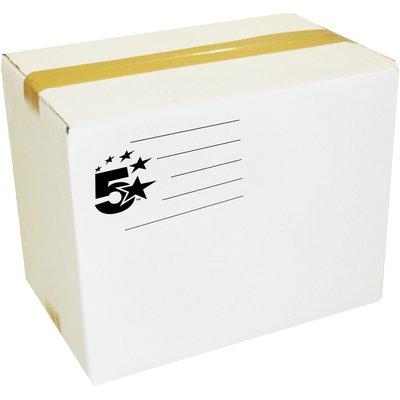 20 Scatole americane bianche 40x30x30 cm