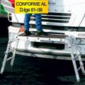 Scala multiuso professionale | Portata max. 150 kg.