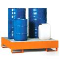 Vasche di raccolta per scaffalature