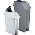 Pattumiere igieniche per bagni signore 17-23 lt