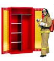 Armadietti attrezzature DPI e antincendio