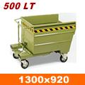 Contenitore Ribaltabile - LT500