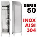 Armadio Portascope Aisi 304 Serie 50