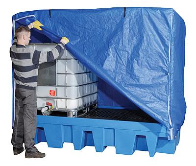 Vasca cisternetta doppia per esterno for Ammortamento arredi ufficio