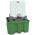 Vasca plastica raccolta cisternetta - ECO