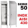 Armadio Portascope Aisi 430 Serie 50
