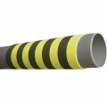 Proteggi tubo in polietilene