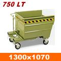 Contenitori Ribaltabili - LT750
