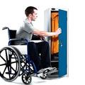 Armadietti Spogliatoio per disabili