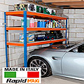 Scaffalature per box e garage