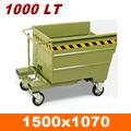 Contenitore Ribaltabile - LT1000