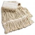 Mop in cotone a banda stretta per pinza (10 PZ.)