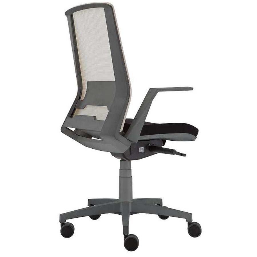 Sedia ufficio prezzi sedia ufficio attesa impilabile - Mercatone uno sedie ufficio ...