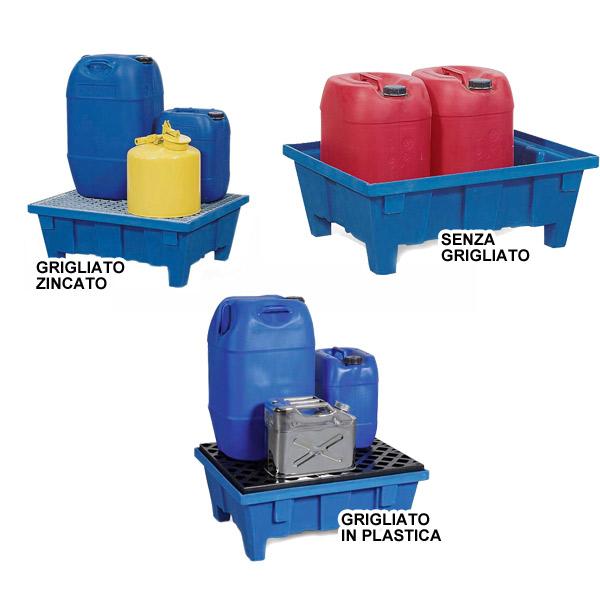Vasche in plastica per fusti da 60lt for Vasche per tartarughe in plastica