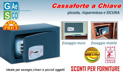 Promozione casseforti a mobile e muro - Fissare cassaforte a mobile ...