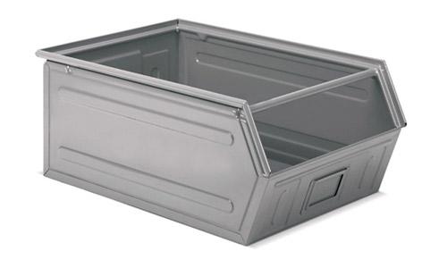 contenitore metallico